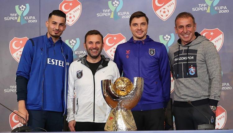 Başakşehir-Trabzonspor, TFF Süper Kupa maçı saat kaçta, hangi kanalda?