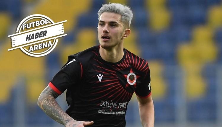 Berat Özdemir, Trabzonspor'da! Anlaşmanın detayları