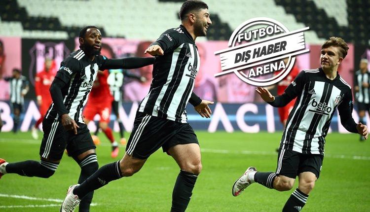 Beşiktaş, Güven Yalçın'ı Lecce'ye kiralıyor