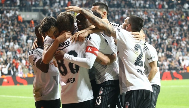 Beşiktaş, Vodafone Park'ta Galatasaray'a kaybetmedi
