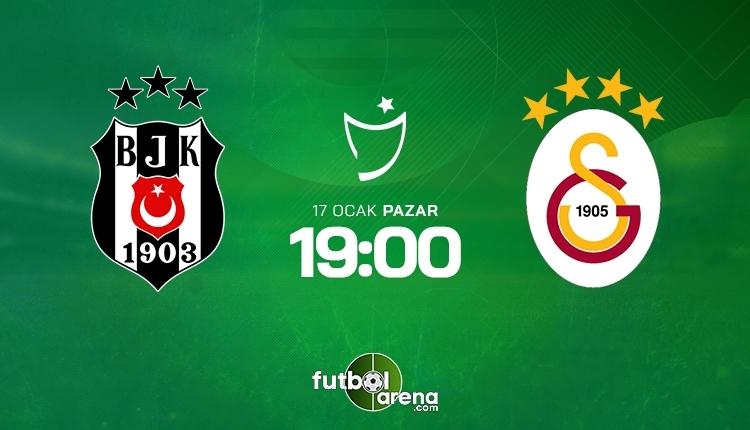 Beşiktaş-Galatasaray canlı izle, Beşiktaş-Galatasarayşifresiz izle (Beşiktaş-GalatasaraybeIN Sports canlı ve şifresiz İZLE)