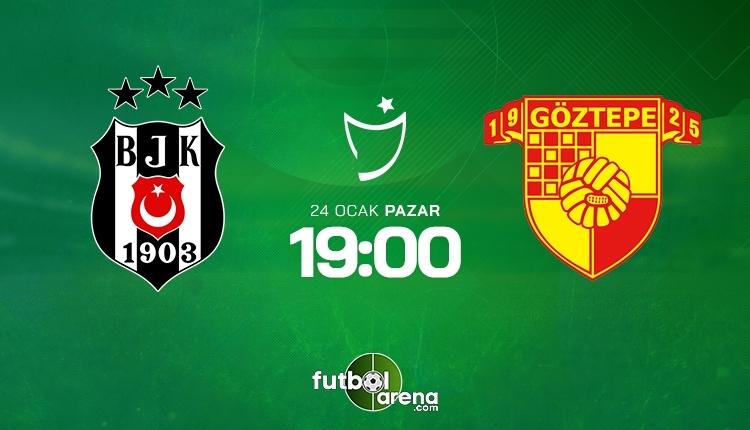 Beşiktaş-Göztepe canlı izle, Beşiktaş-Göztepe şifresiz izle (Beşiktaş-Göztepe beIN Sports canlı ve şifresiz İZLE)