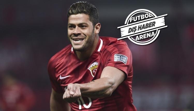 Beşiktaş'ın Hulk transferindeki rakipleri! Görüşmeler sürüyor