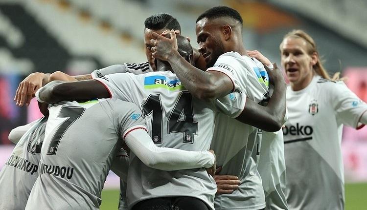 Beşiktaş'ta Hatay maçı kadrosu açıklandı