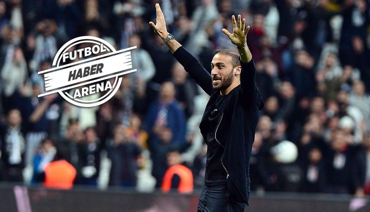 Cenk Tosun, Beşiktaş'a döndüğünü açıkladı! 'Hazır mıyız?'