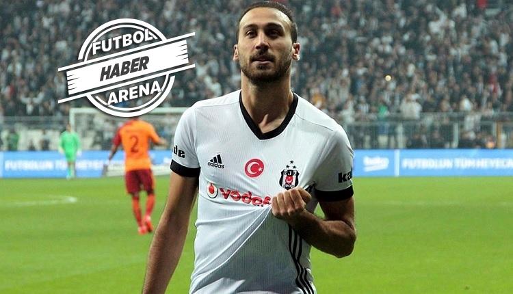 Cenk Tosun Beşiktaş'ta! Everton ile anlaşıldı