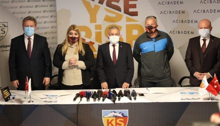 Dan Petrescu, Kayserispor'a imza attı: