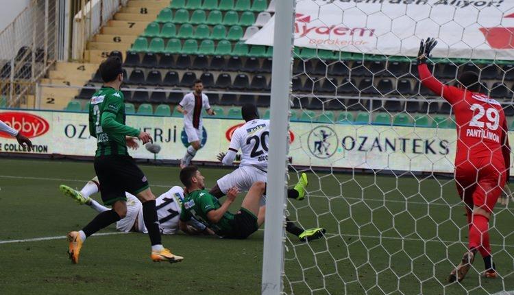 Denizlispor 1-2 Fatih Karagümrük maç özeti ve golleri (İZLE)