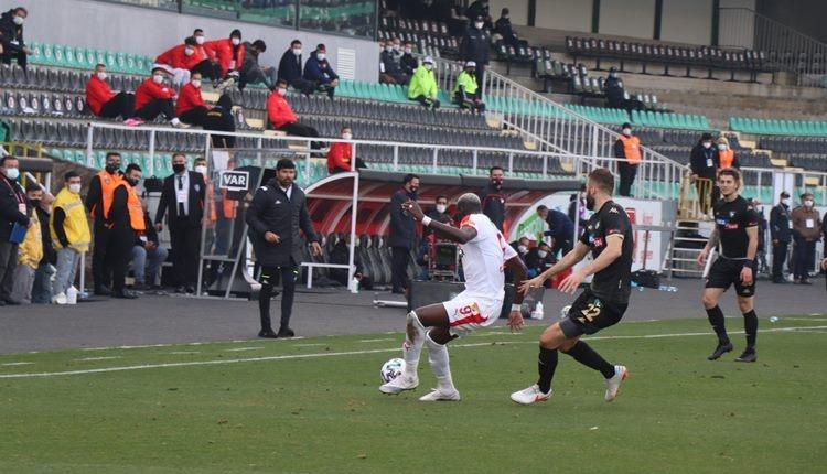 Denizlispor 2-1 Göztepe maç özeti ve golleri (İZLE)
