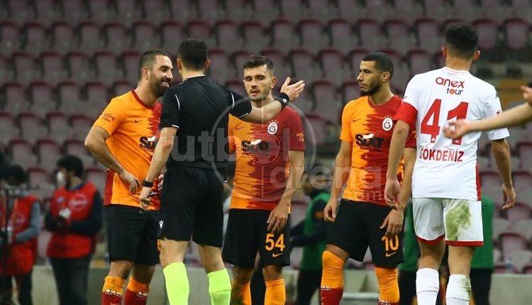 Emre Kılınç'tan kırmızı kart açıklaması: