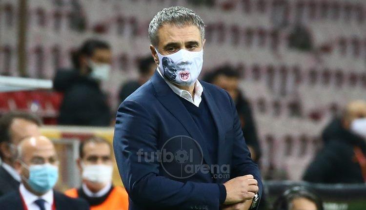 Ersun Yanal'dan Galatasaray maçı için defansif futbol yanıtı