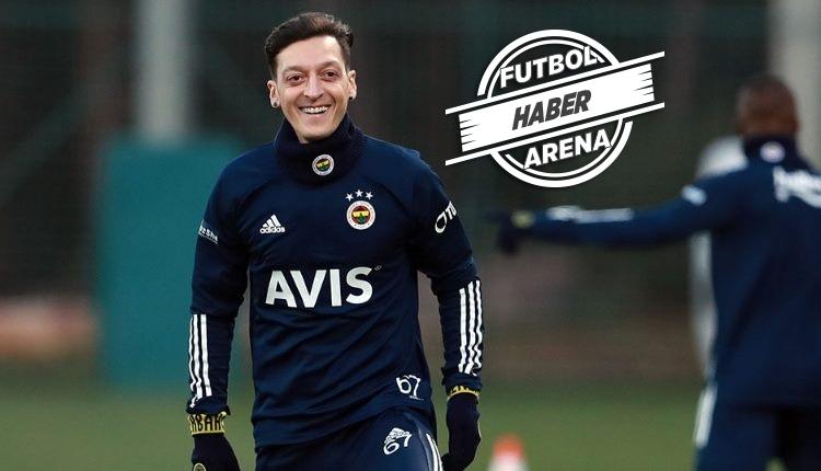 Fenerbahçe, Mesut Özil transferini açıkladı! '3,5 yıllık sözleşme'