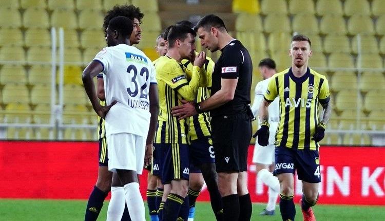 Fenerbahçe'den Mert Hakan Yandaş açıklaması