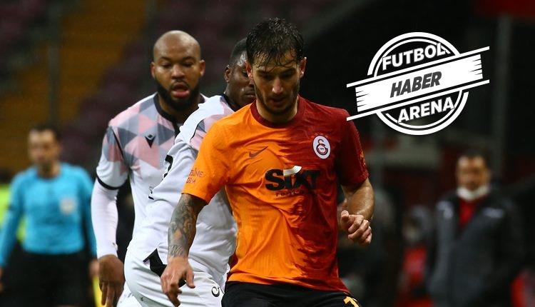 Galatasaray ve Oğulcan'a UÇK'dan transfer cezası! 6 maç...