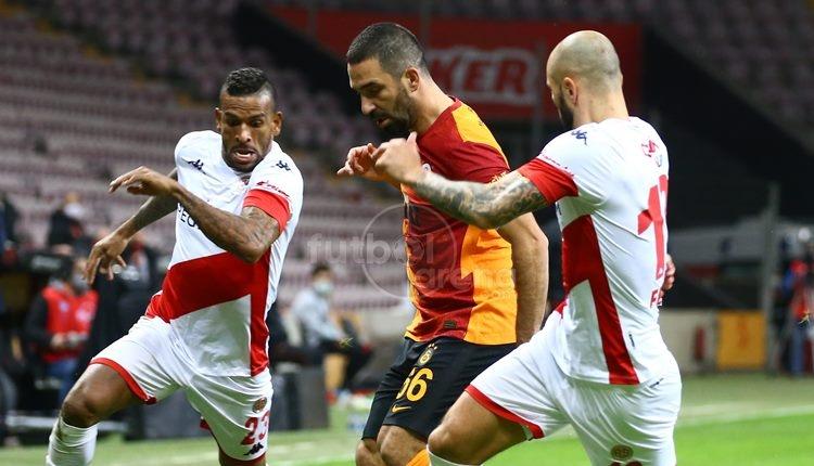 Galatasaray 0-0 Antalyaspor maç özeti (İZLE)