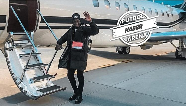 Diagne'nin WBA'ya transferi açıklandı! Kiralama bedeli
