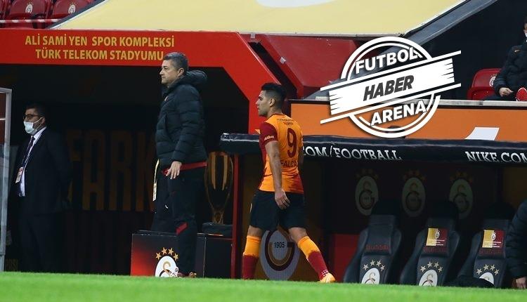 Galatasaray, Falcao'nun sakatlığında son durumu açıkladı