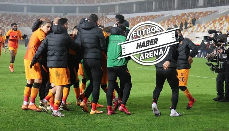Galatasaray, Türkiye Kupası'nda çeyrek finalde