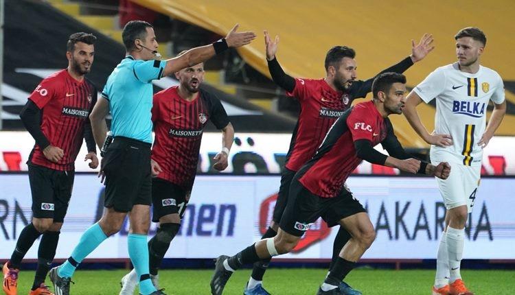 Gaziantep FK 2-0 Ankaragücü maç özeti ve golleri (İZLE)