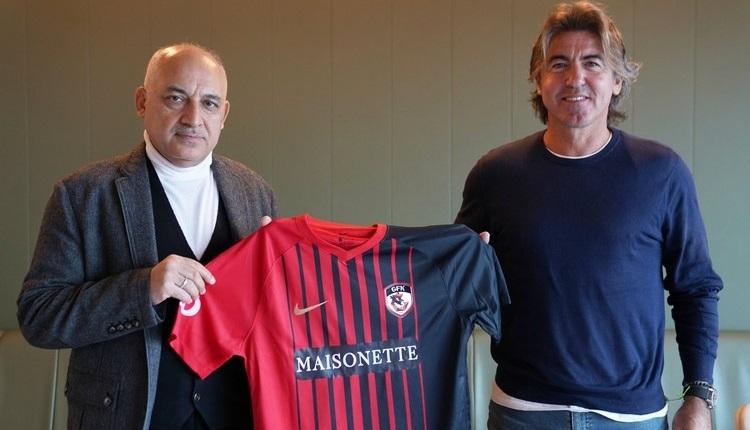 Gaziantep FK, Ricardo Sa Pinto ile anlaşma sağladı