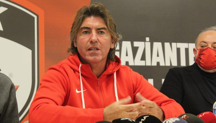 Gaziantep'te Pinto'dan Morais açıklaması!