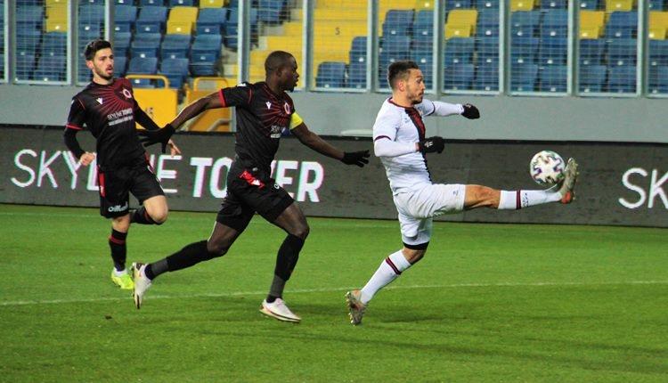 Gençlerbirliği 1-3 Fatih Karagümrük maç özeti ve golleri (İZLE)