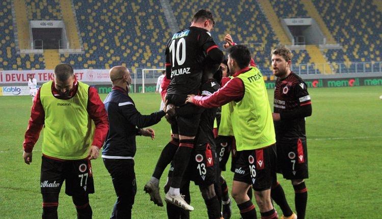 Gençlerbirliği 3-1 Hatayspor maç özeti ve golleri (İZLE)