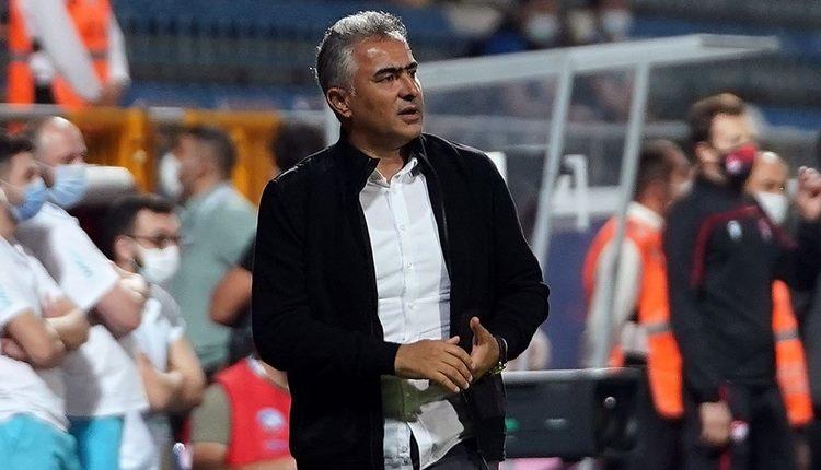 Gençlerbirliği'nin yeni teknik direktörü Mehmet Altıparmak