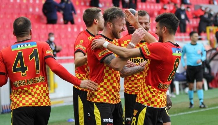 Göztepe 4-0 Gençlerbirliği maç özeti ve golleri İZLE