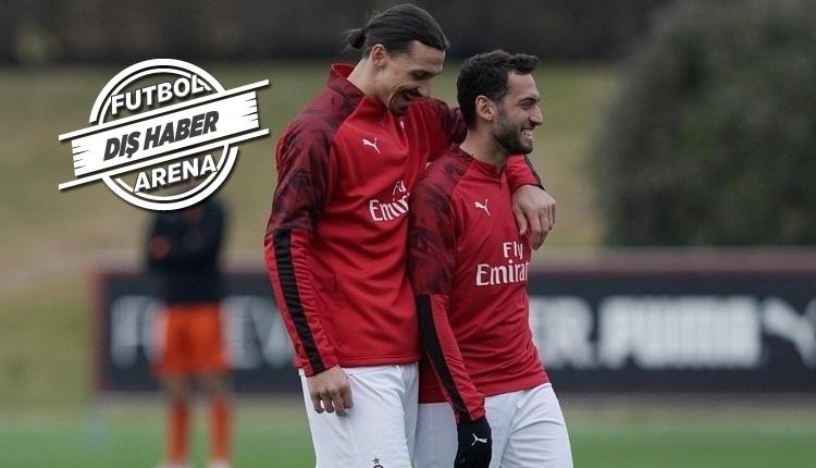 Hakan Çalhanoğlu için Milan'dan transfer açıklaması