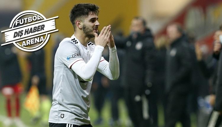Hasic: 'Heyecandan titredim. İyi ki Beşiktaş'a gelmişim'