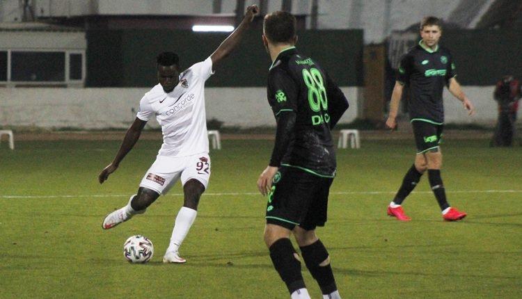 Hatayspor 2-1 Konyaspor maç özeti ve golleri (İZLE)