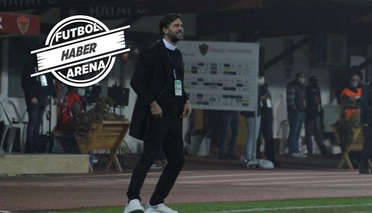Hatayspor cephesi: '1 gol, 1 penaltımız verilmedi'