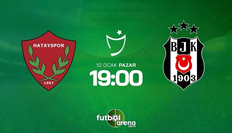 Hatayspor-Beşiktaş canlı izle, Hatayspor-Beşiktaş şifresiz İZLE (Hatayspor-Beşiktaş beIN Sports canlı ve şifresiz maç İZLE)