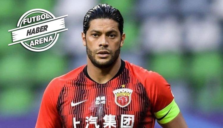 Hulk, Atletico Mineiro'ya transfer oldu! Resmen açıklandı