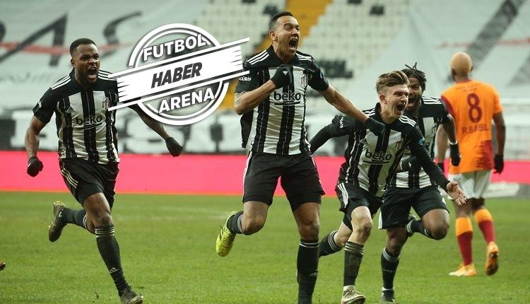 Josef de Souza'nın Beşiktaş ile yeni sözleşmesi! Anlaşma sağlandı