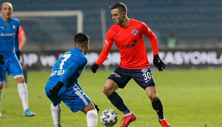 Kasımpaşa 1-2 BB Erzurumspor maç özeti ve golleri (İZLE)