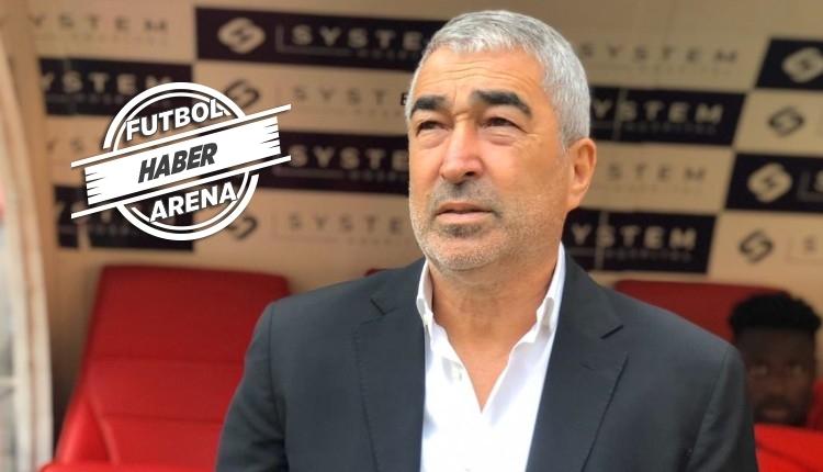 Kayserispor'da Samet Aybaba ile yollar ayrıldı