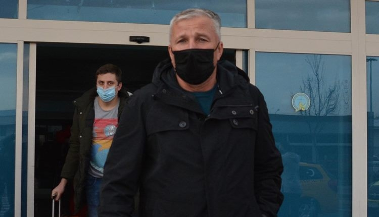 Kayserispor'un yeni teknik direktörü Dan Petrescu'nun ilk sözleri
