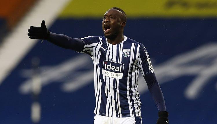 Mbaye Diagne, West Bromwich Albion ile ilk maçında asist yaptı (İZLE)