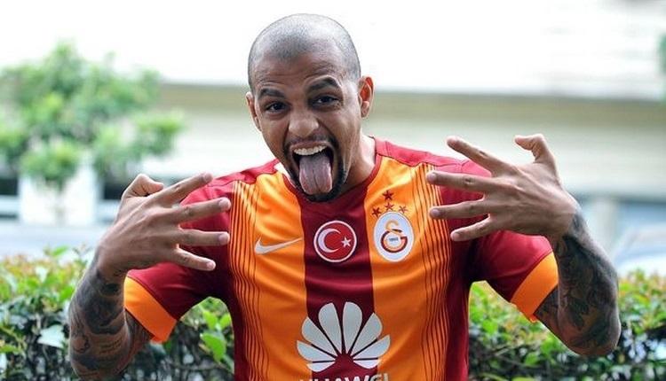 Melo'dan derbi öncesi Galatasaraylı futbolculara mesaj