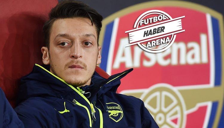 Mesut Özil, Arsenal ile sözleşme fesih pazarlığına başladı