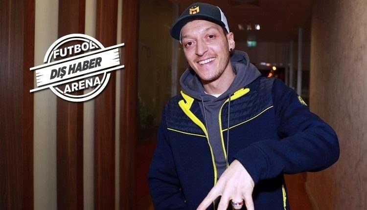 Mesut Özil, Fenerbahçe'den alacağı maaş için yeni iddia