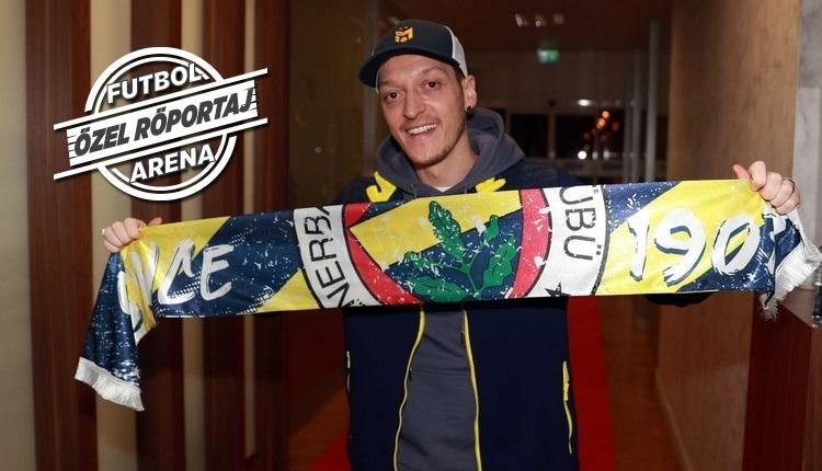 Mesut Özil için kim, ne dedi?