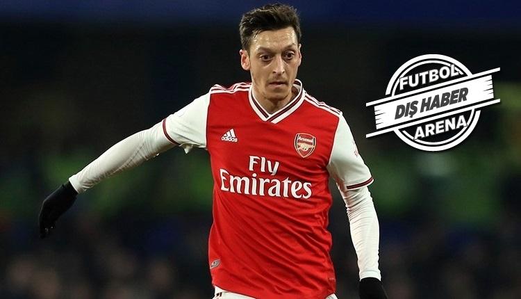 Mesut Özil ile Arsenal sözleşme feshi konusunda anlaştı