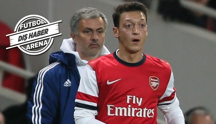 Mourinho'dan Mesut Özil'e transfer cevabı