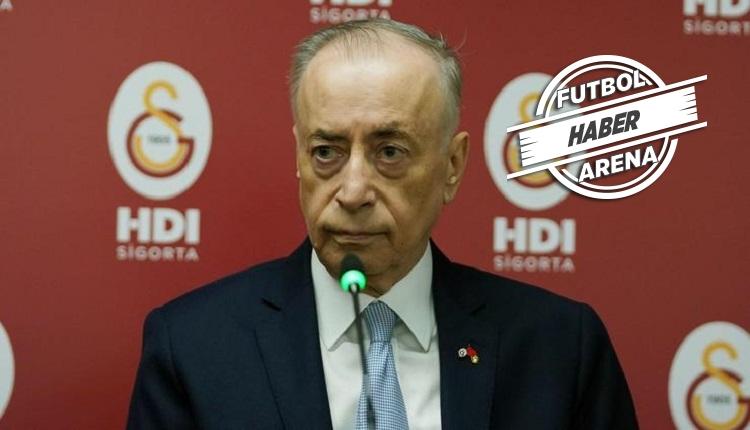 Mustafa Cengiz: 'Fatih Terim önemli değerimiz'