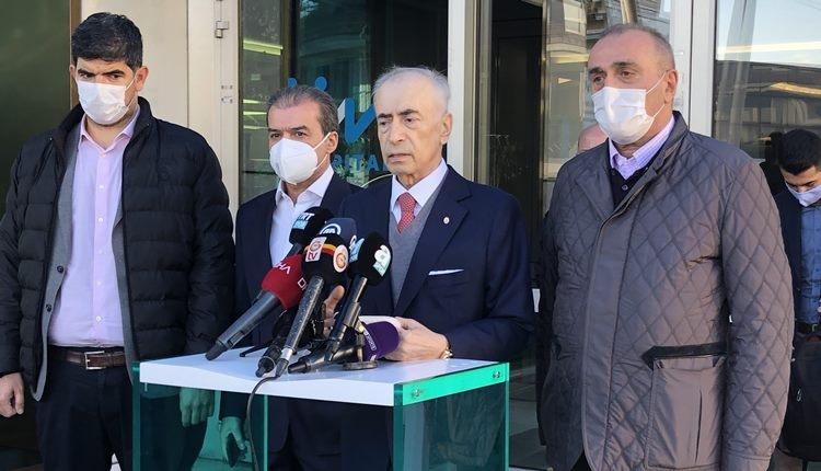 Mustafa Cengiz'den Omar Elabdellaoui sözleri: