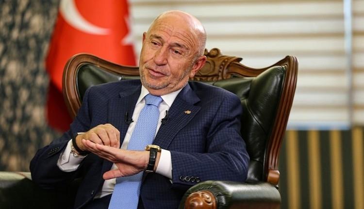 Nihat Özdemir açıkladı! Seyircili maçlar