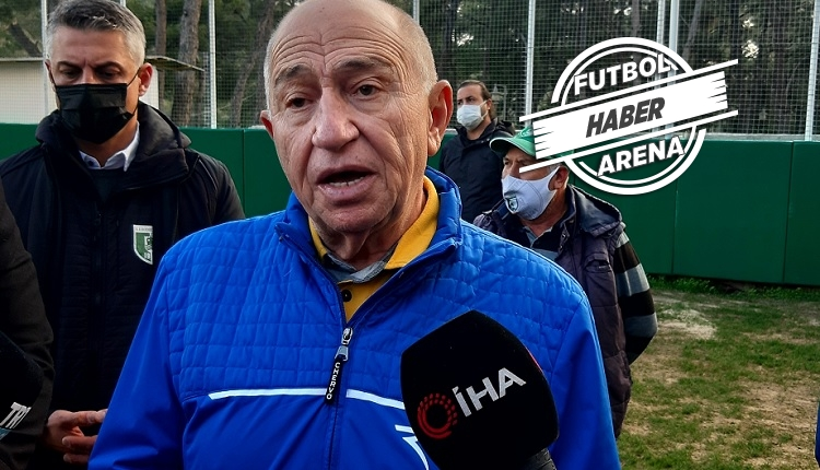Nihat Özdemir: 'Hedefimiz Mart sonu seyircili maçlar'